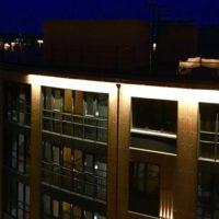 """Изготовление, доставка и монтаж ограждений витражей, балконов (ЖК """"Светлый Мир Внутри"""")"""