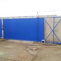 Автоматические ворота - производство и установка в СПб