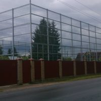 Забор из сварной 3D сетки- изготовление и установка в СПб и Ленинградской области