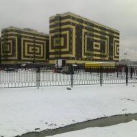 Сварной забор - производство и установка в СПб и Ленинградской области