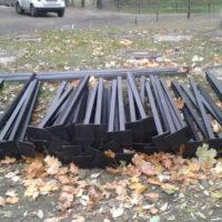 Изготовление и монтаж газонных ограждений ГО-1