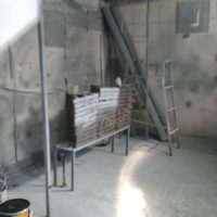 Изготовление строительных ограждений из уголка и сварной сетки «Тип 5А, Сигнальное»