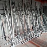 Производство и поставка комплекта строительного переносного разборного ограждения.